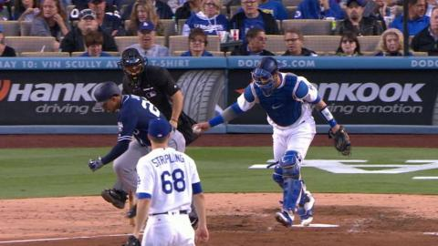 SD@LAD: Stripling strikes out Jay in the 5th
