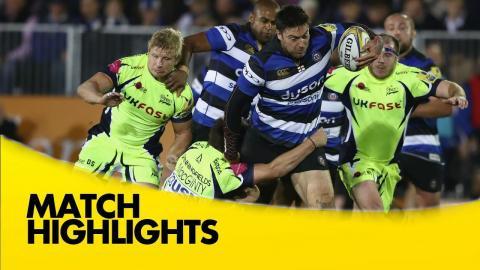 Bath Rugby v Bristol Rugby - Aviva Premiership Rugby 2016-17