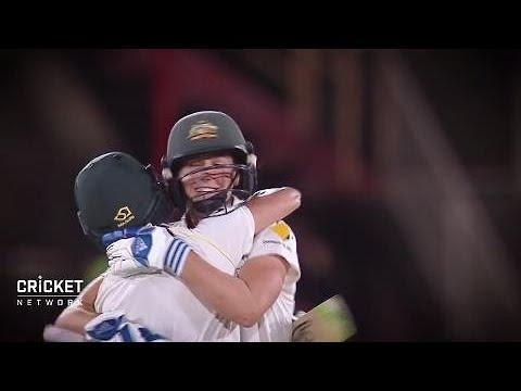 Perry reflects on her Ashes double century