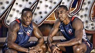 The Fastest Players In Rugby? USA's Isles And Baker