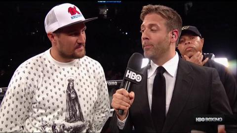Sergey Kovalev vs. Andre Ward HBO PPV Announcement  (HBO Boxing)