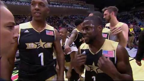 Best of Kevin Hart at the Celebrity Game