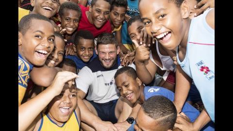 Summer Tour 2017 | Fiji Schools Visit