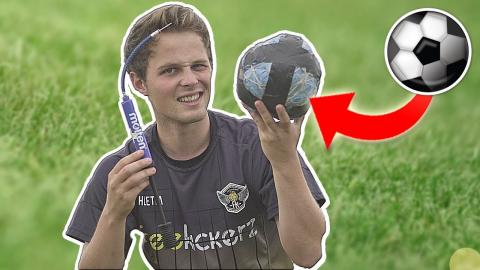 FOOTBALL for UNDER $1 - EXPERIMENT