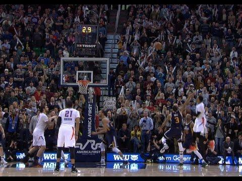 Westbrook Clutch Game-Winner After Hayward Ties the Game | 01.23.17