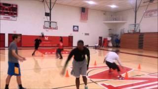 Bulldog Basketball's Preseason Workout