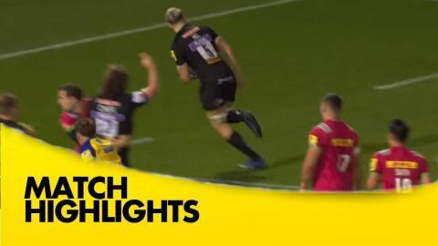 Exeter Chiefs v Harlequins - Aviva Premiership Rugby 2017-18