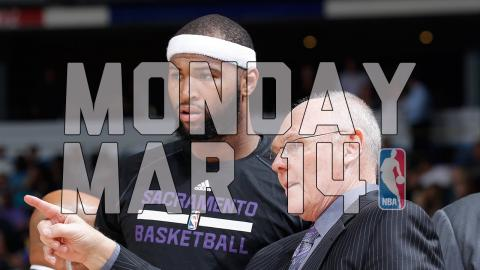 NBA Daily Show: Mar. 14 - The Starters