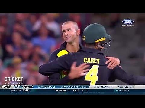 Ashton Agar relaxed about 'massive challenge'