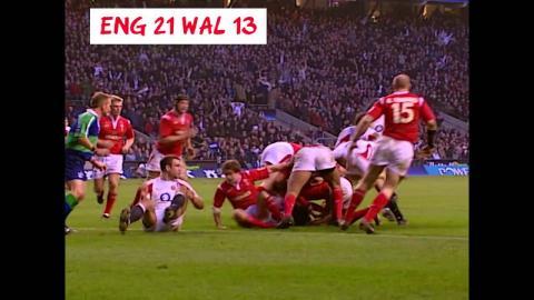 The Vault: England v Wales, 2006