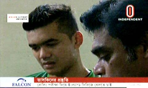 Taskin Ahmed Wants To Return In Cricket Before Bangladesh VS England Series By Giving Bowling Test