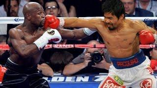 Floyd Mayweather VS Manny Pacquiao HIGHLIGHTS Of The Build Up To The Fight Of The Century