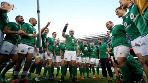 2017 Preview: Ireland hoping to get off to good start | RBS 6 Nations