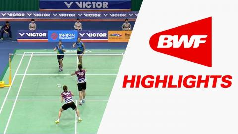 Victor Korea Masters 2017 | Badminton SF – Highlights