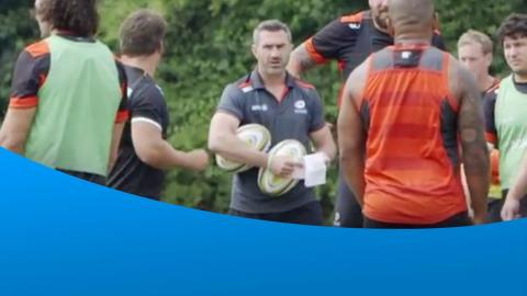 Ricoh Rugby Change Series: Technology and Strategy