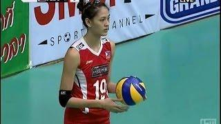 Chinese Taipei(TPE) - PLDT(PHI) Asian Women's Club Volleyball Championship 2014