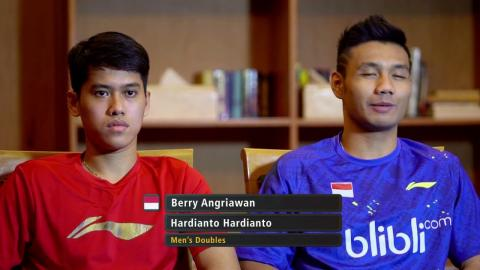 Badminton Unlimited | Berry Angriawan & Hardianto Hardianto