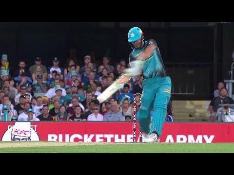 Aussie T20 squad sizzle reel: Chris Lynn
