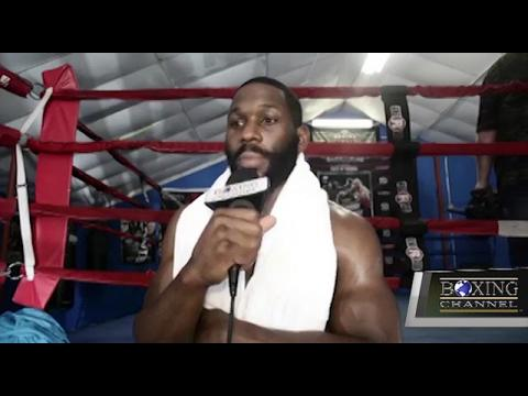 Bryant Jennings I Got A Whole Lot Left in the Tank