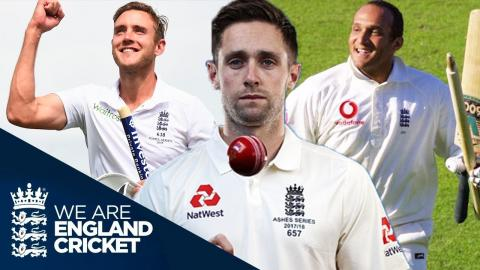 Chris Woakes' Top 3 Ashes Moments - The Ashes 2017/18