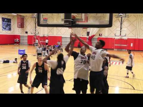 USA Mens U16 Training Camp Highlights