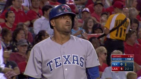 TEX@LAA: Rangers broadcasters on throwback uniforms