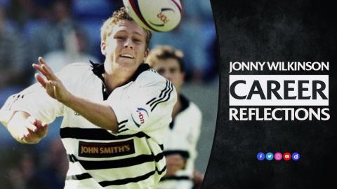 Jonny Wilkinson's greatest career moments
