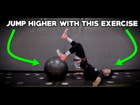 Strengthen Your Legs To Jump Higher With This Exercise!