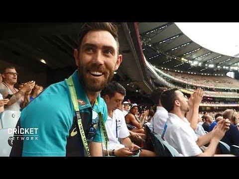 Maxi takes over cricket.com.au Instagram Story