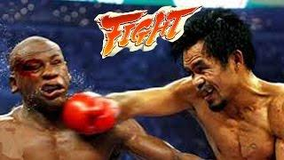 Floyd Mayweather VS. Manny Pacquiao - Boxing