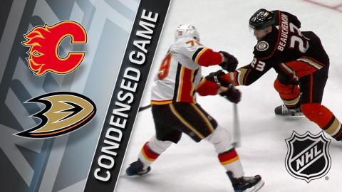 12/29/17 Condensed Game: Flames @ Ducks