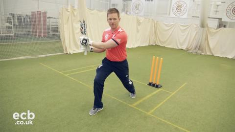How do you play the reverse sweep? We asked Eoin Morgan..