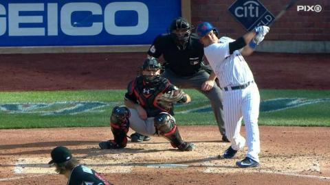 MIA@NYM: Tejada clears bases with double in the gap