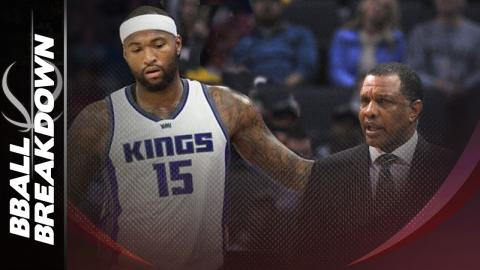 How DeMarcus Cousins Will Fit With Anthony Davis On The Pelicans