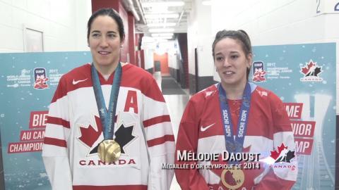 Un legs pour le hockey mineur à Montréal