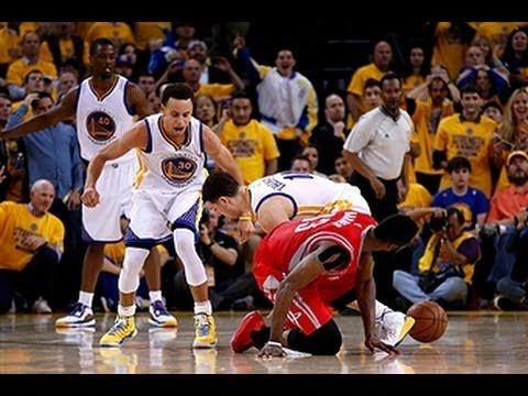 Steph Curry and James Harden Duel to the End in Game 2