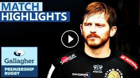 471c7d25882 Exeter 35 - 17 Newcastle | Chiefs In Top Spot After Classy Win | Gallagher  Premiership - Highlights