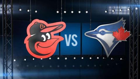 9/6/15: Blue Jays use balanced attack in rout of O's