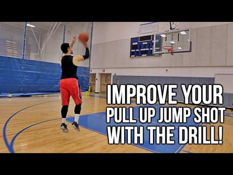 How To: Shoot A Pull Up Jump Shot! Basketball Shooting Drills!
