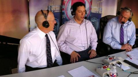 SEA@TEX: Daniels joins broadcast, talks season