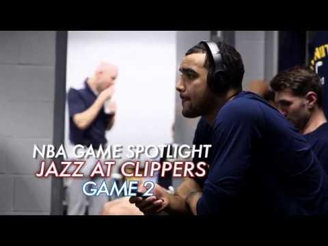 NBA Game Spotlight: Jazz-Clippers Game 2