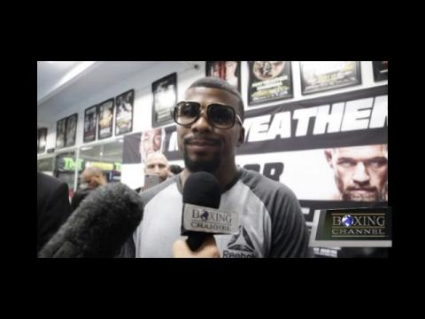 Badou Jack talks Nathan Cleverly fight
