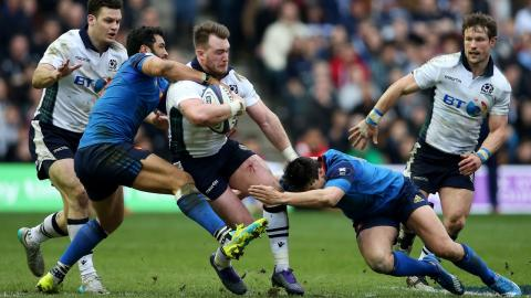 Round Two Preview: France v Scotland | RBS 6 Nations