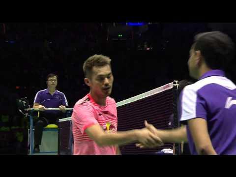 VIVO BWF SUDIRMAN CUP 2015    China vs Japan - Finals Highlights