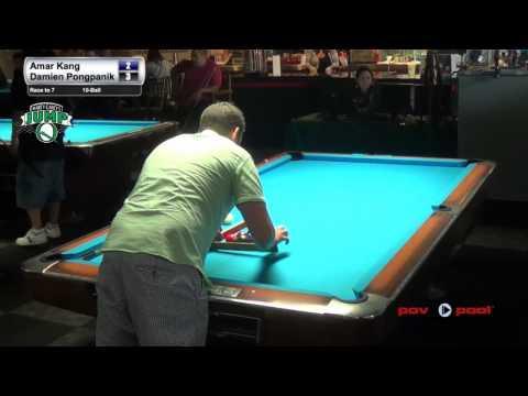D. Pongpanik vs A. Kang - #8 - 2015 Cole Dickson