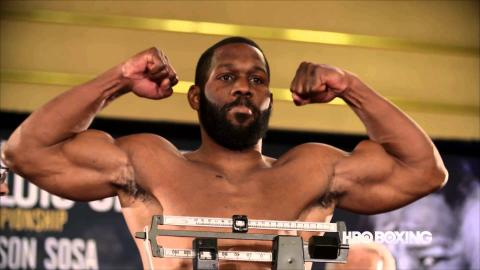 HBO Boxing News: Jennings vs. Ortiz Weigh-In