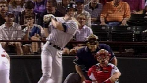 1998 ALDS Gm3: O'Neill homers off Sele in 6th