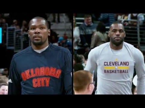 Inside Access: OKC Thunder – Cleveland Cavaliers