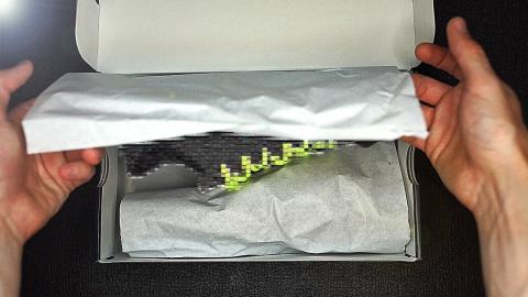 Nike Mercurial Veloce II ID - Unboxing