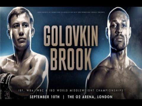 Gennady Golovkin vs Kell Brook Prediction Breakdown & Thoughts !! + Historical Context !!